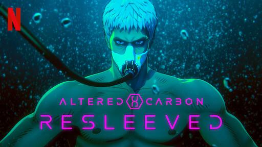 Altered Carbon: Resleeved