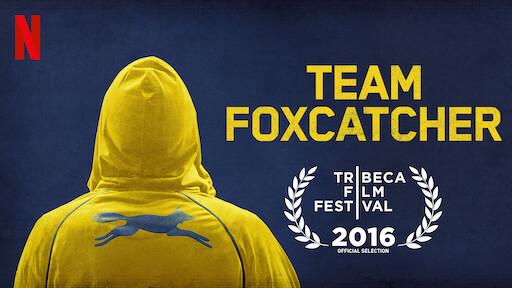 Team Foxcatcher